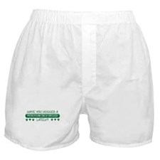 Hugged PIO Boxer Shorts