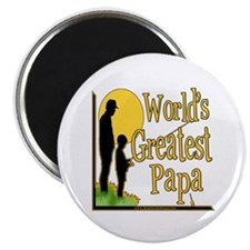 "World's Greatest Papa 2.25"" Magnet (10 pack)"