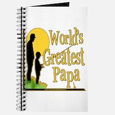 World's Greatest Papa Journal
