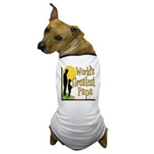 World's Greatest Papa Dog T-Shirt