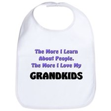 more I learn about people, more I love my GRANDKID