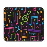 Musical director Mouse Pads