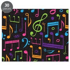 Music notes Band Choir Puzzle