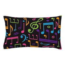 Music notes Band Choir Pillow Case
