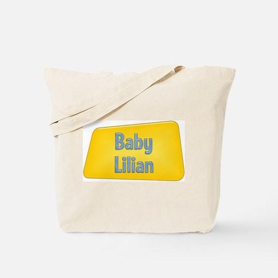 Baby Lilian Tote Bag