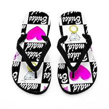 STYLISH BRIDESMAID Flip Flops