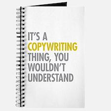 Its A Copywriting Thing Journal