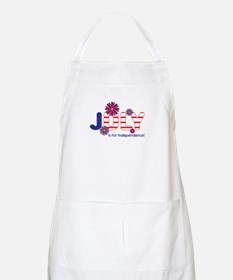 July Independence Apron