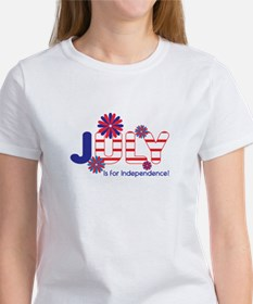 July Independence T-Shirt