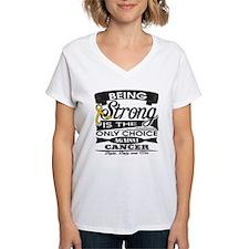 Childhood Cancer Strong Shirt