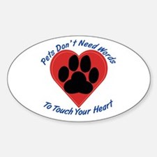 Touch Your Heart Decal