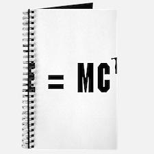 E equals MC Hammer Journal