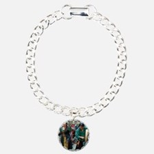 The Blessed Blend Charm Bracelet, One Charm