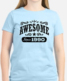 Awesome Since 1990 T-Shirt