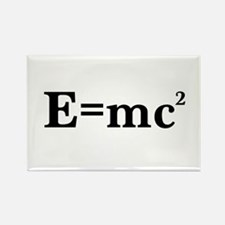 E equals MC squared Magnets