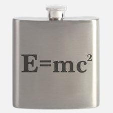 E equals MC squared Flask
