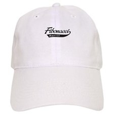 Fibonacci as easy as 1,1,2,3 Baseball Baseball Cap