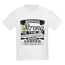 Ewing Sarcoma Strong T-Shirt