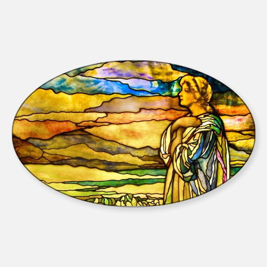 Field of Lilies by Tiffany Studios Decal