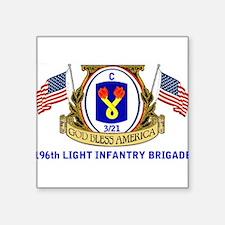 196th LIGHT INFANTRY C 3/21 Sticker