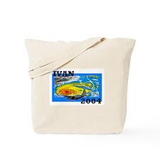 Hurricane Hunter, Ivan 2004, Ivan Tote Bag