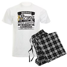 Appendix Cancer Strong Pajamas