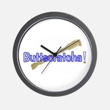 Buttscratcha- from Family Guy Wall Clock