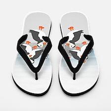 Puffin Flip Flops