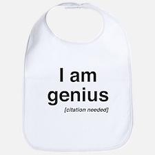 I am genius citation needed Bib