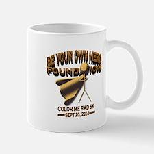 BeYourOwnHero ColorMeRad 5k Mugs