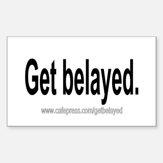 getbelayed Decal