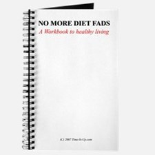 Healthy Living Journal for weight loss