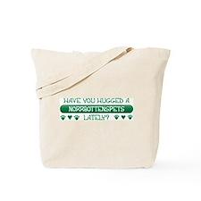 Hugged Norrbottenspets Tote Bag