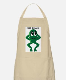 """JUST CHILLIN' "" Apron"