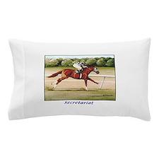 Secretariat Pillow Case