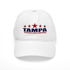 Tampa Striking Like Lightning Baseball Cap