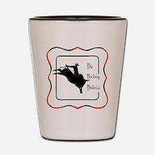 Cool Buck Shot Glass