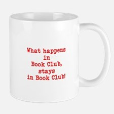 What happens in Book Club... Mugs
