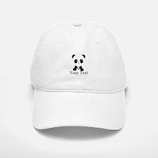 Personalizable Panda Bear Baseball Cap