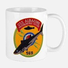 USS ALBACORE Mug