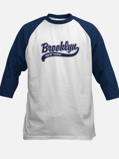 Brooklyn Kids Baseball Jersey