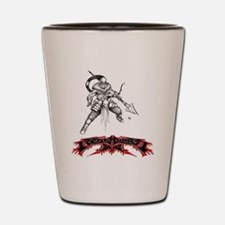 HEADHUNTER TROOP 1-1 CAV Shot Glass