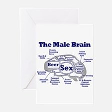 The Thinking Man's Greeting Cards (Pk of 10)