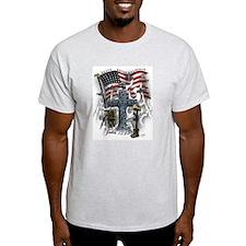 Cute Christian flag T-Shirt