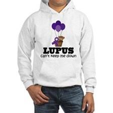 Lupus Can't Keep Me Down Jumper Hoody