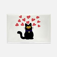 Love Cat Magnets