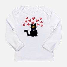 Love Cat Long Sleeve T-Shirt