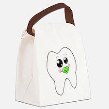 Baby Molar Canvas Lunch Bag