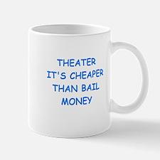 theater Mugs