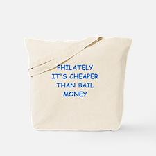 philatelist Tote Bag